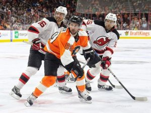 Sam Gagner (Amy Irvin / The Hockey Writers)