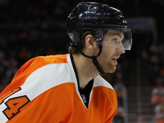 Sean Couturier Flyers