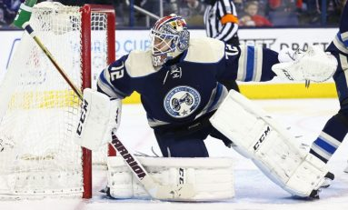 Bobrovsky's Struggles Ensure Early Playoff Exit