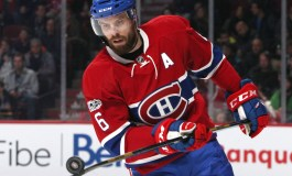Weber Injury Has Silver Lining for Canadiens