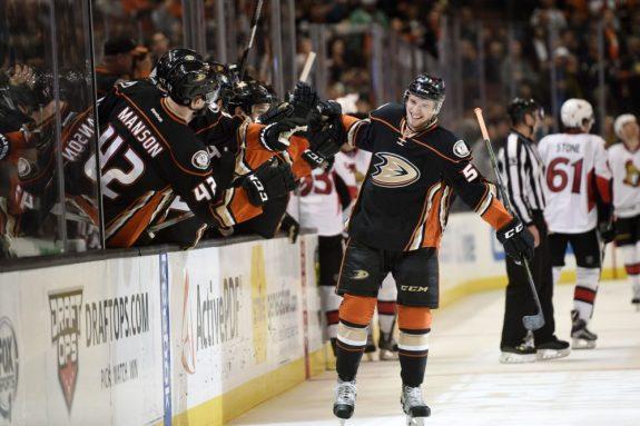 Shea Theodore, Anaheim Ducks, NHL