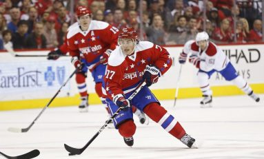 Keeping T.J. Oshie Is a No-Brainer