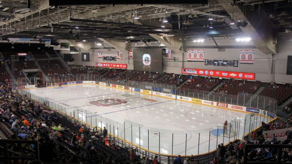 Hockey Arenas For The Ages A Tale Of Three Old Stadiums