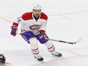 Montreal Canadiens forward Tomas Plekanec