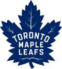 Toronto Maple Leafs logo.
