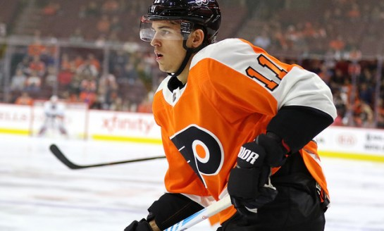 Konecny: Flyers Built For Playoffs