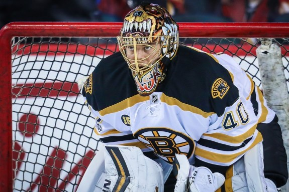Tuuka Rask Boston Bruins