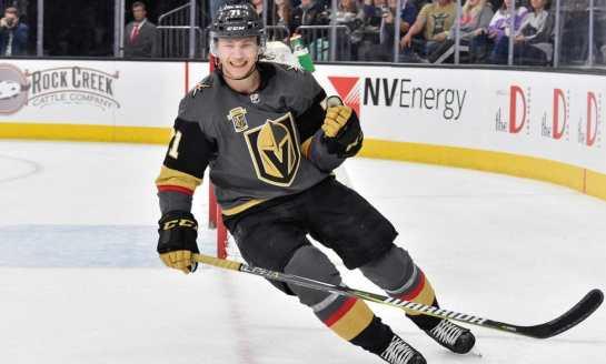 Golden Knights & Entry Draft Success