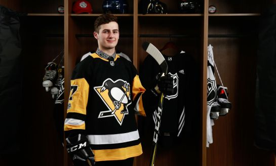 Penguins Top 3 Defensive Prospects 2017