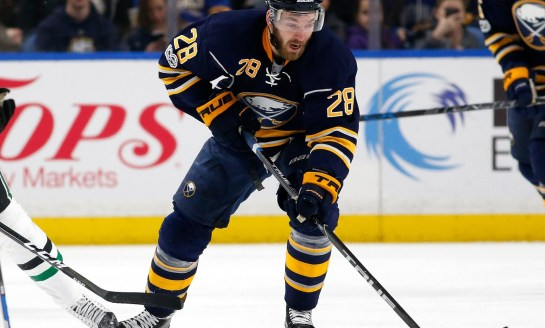Girgensons' Best Fit May Be in Sabres Top-6