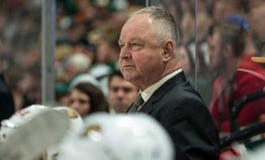 Anaheim Ducks' Carlyle on Thin Ice