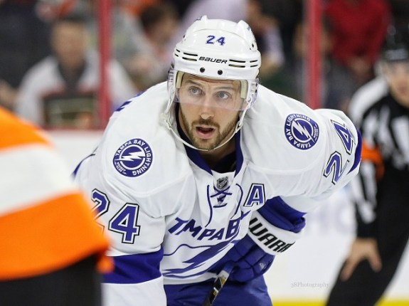 Ryan Callahan Tampa Bay Lightning