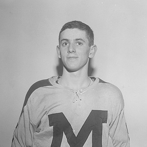 Mike Walton, during his junior days at St. Mike's.