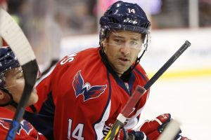 Justin Williams Capitals