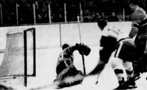 Ron Murphy scored Detroit's third goal.