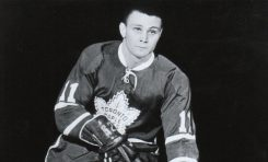 50 Years Ago in Hockey: Brit Selby – Bruin Killer