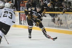 Cape Breton Screaming Eagles forward Pierre-Luc Dubois