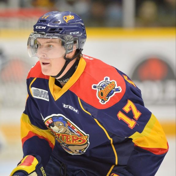 Taylor Raddysh, OHL, Erie Otters