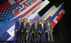 World Cup of Hockey's Numerical Team Rosters