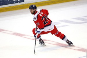 Boo Nieves Chris Rutsch/Hartford Wolf Pack