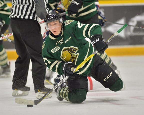 Robert Thomas, London Knights, OHL, NHL Draft