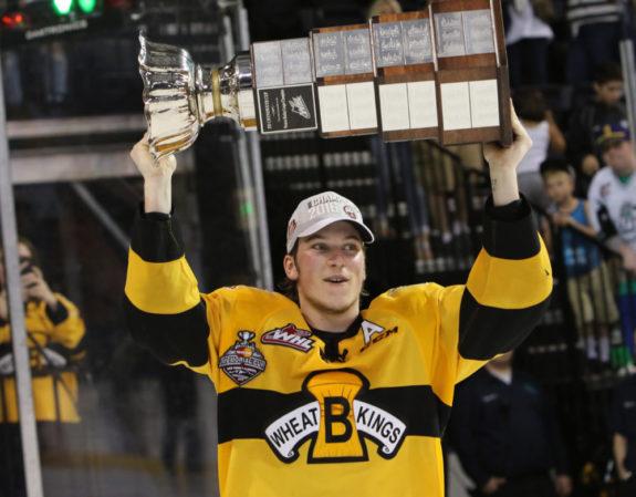 Nolan Patrick, Brandon Wheat Kings, NHL Entry Draft, WHL