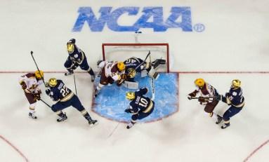 NCAA Hockey Experiencing Rising Parity