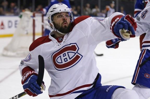 Ex-Montreal Canadiens forward Alexander Radulov