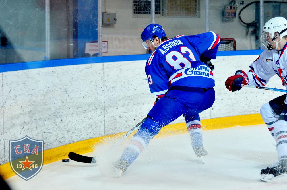 Alexander Volkov | Hockey Prospects - DobberProspects