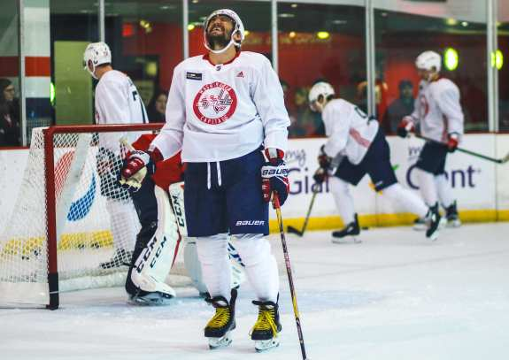 Ovechkin wants to win a Stanley Cup