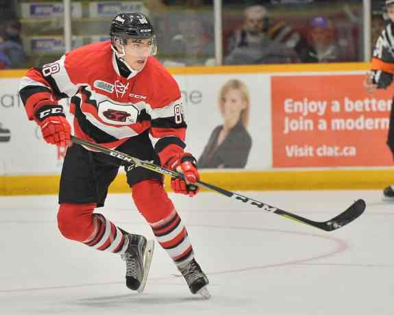 Kevin Bahl, OHL, Ottawa 67's