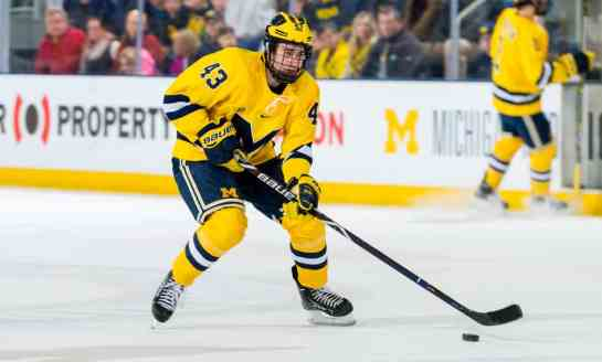 Hughes Returns to Michigan: His Impact on the Wolverines & Canucks