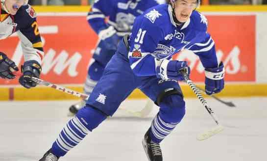 Oilers Draft Ryan McLeod 40th Overall
