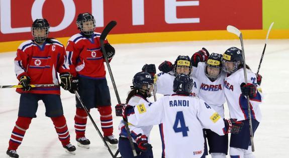 e1de5cf4749 Team Unified Korea Women s Roster   Preview for Winter Olympics
