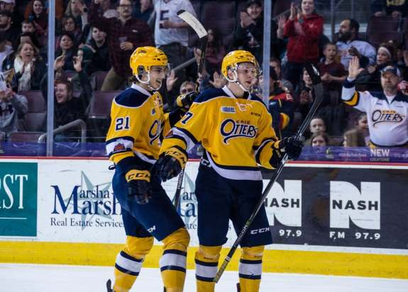 Maxim Golod, OHL, Erie Otters