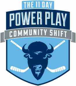 11 Day Power Play Community Shift logo