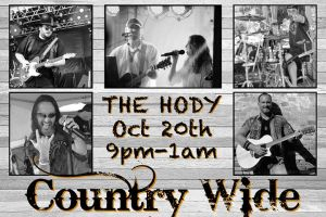 Country Wide at the Hody! @ Hody Bar and Grill in Middleton, WI | Middleton | WI | United States