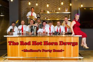 Red Hot Horn Dawgs at the Hody @ Hody Bar and Grill in Middleton, WI | Middleton | WI | United States
