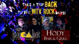 The Decade Returns to ROCK The Hody! @ Hody Bar and Grill in Middleton, WI | Middleton | WI | United States