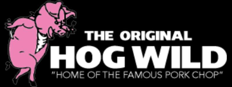 The Hog Wild Logo 800 x 300