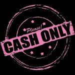 hog wild cash only black