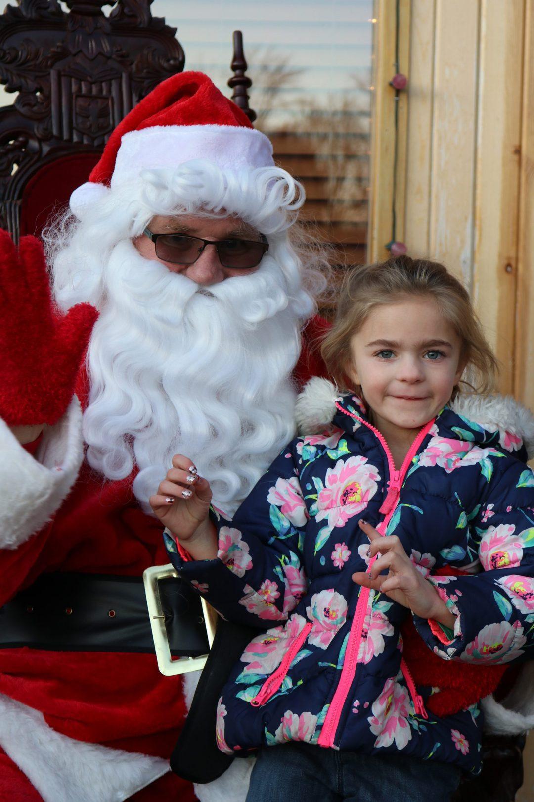 The Original Hog Wild Santa Visit 2019 10