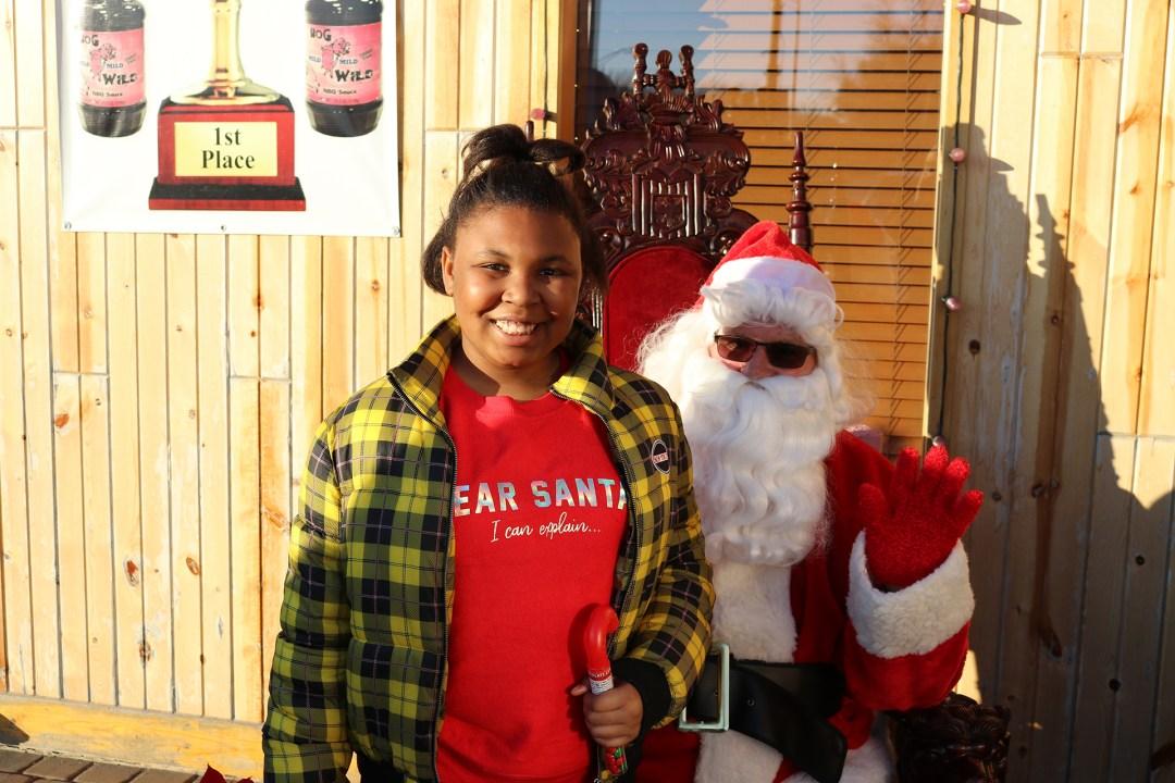 The Original Hog Wild Santa Visit 2019 39