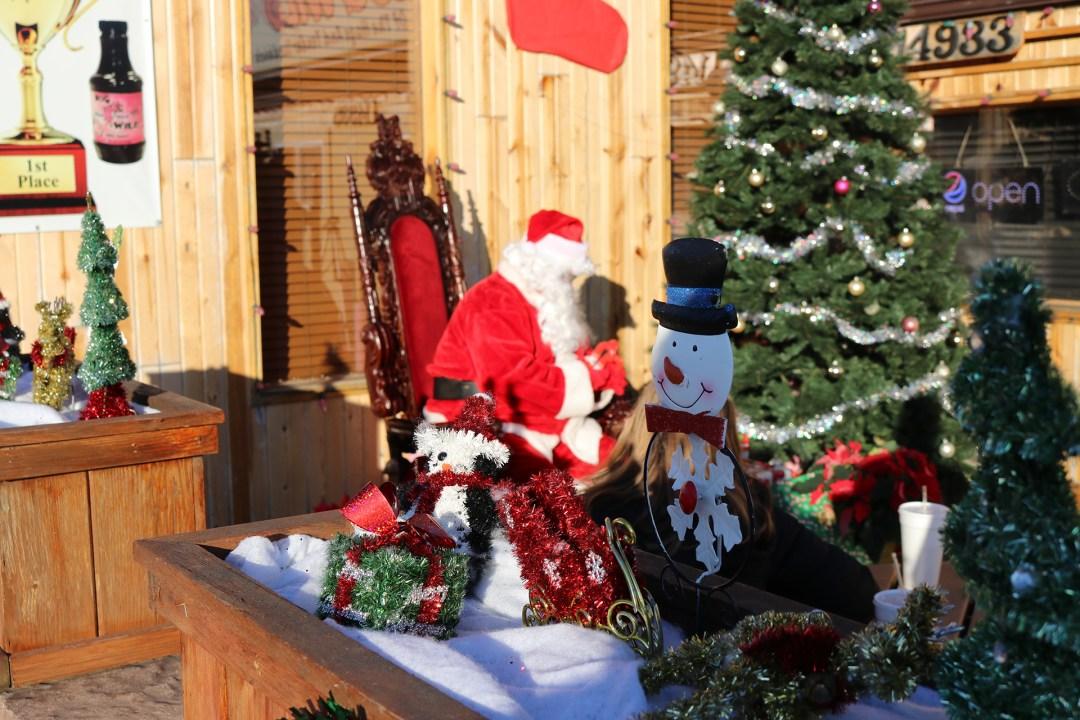 The Original Hog Wild Santa Visit 2019 49