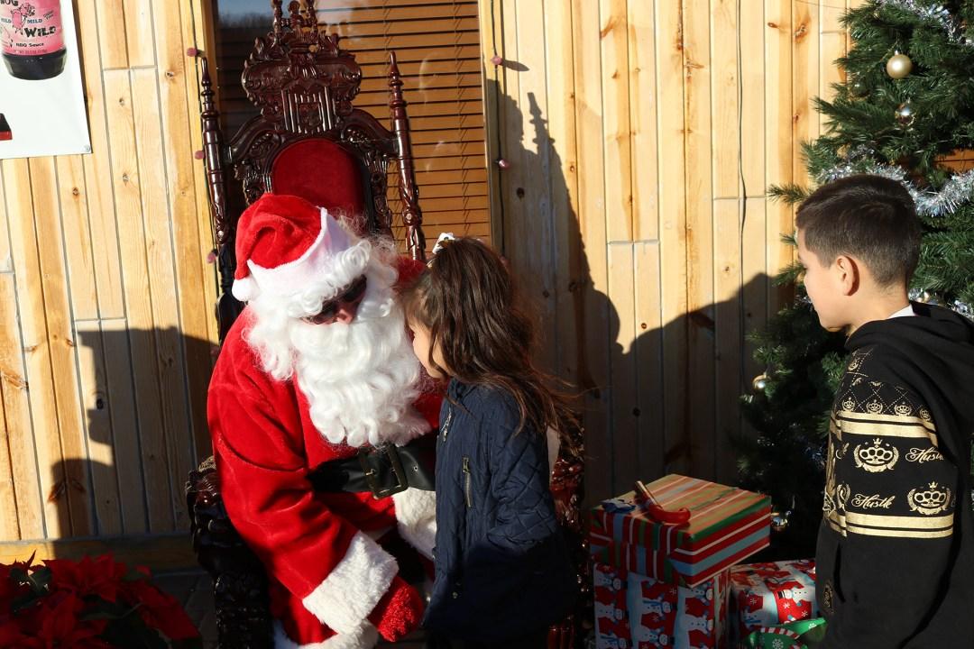 The Original Hog Wild Santa Visit 2019 53