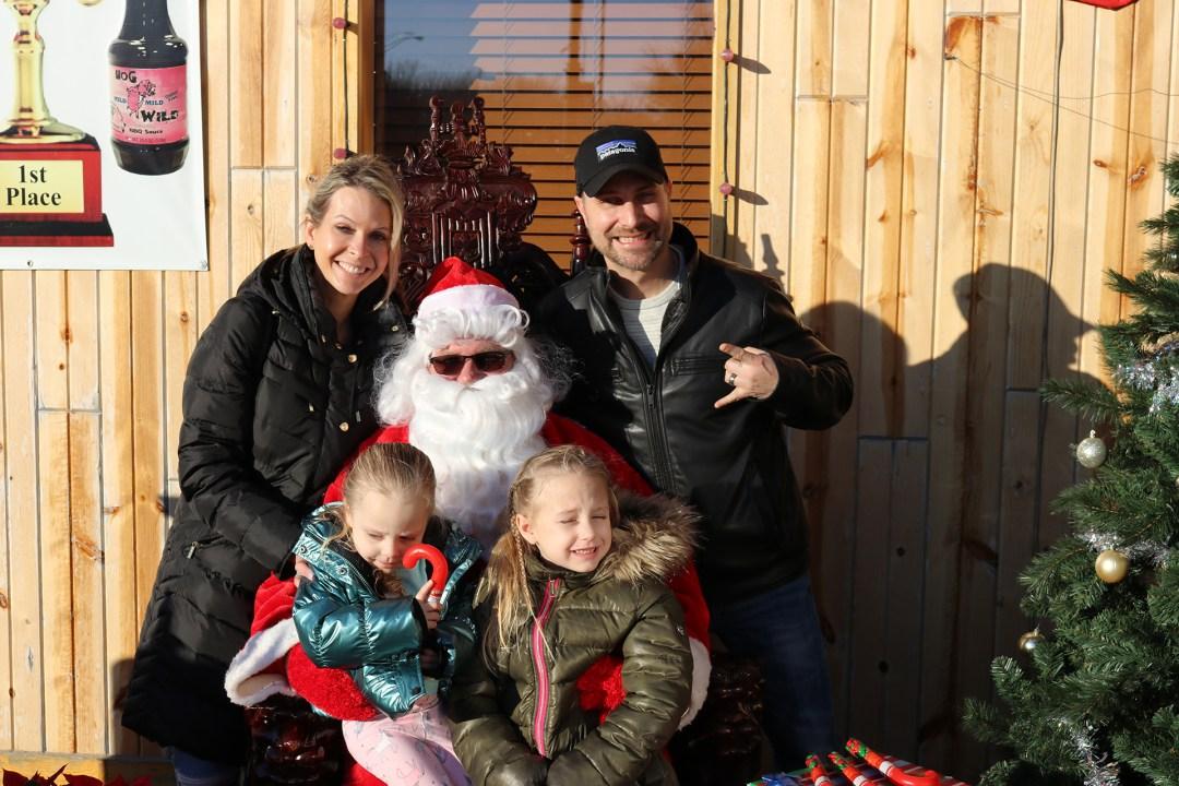 The Original Hog Wild Santa Visit 2019 55