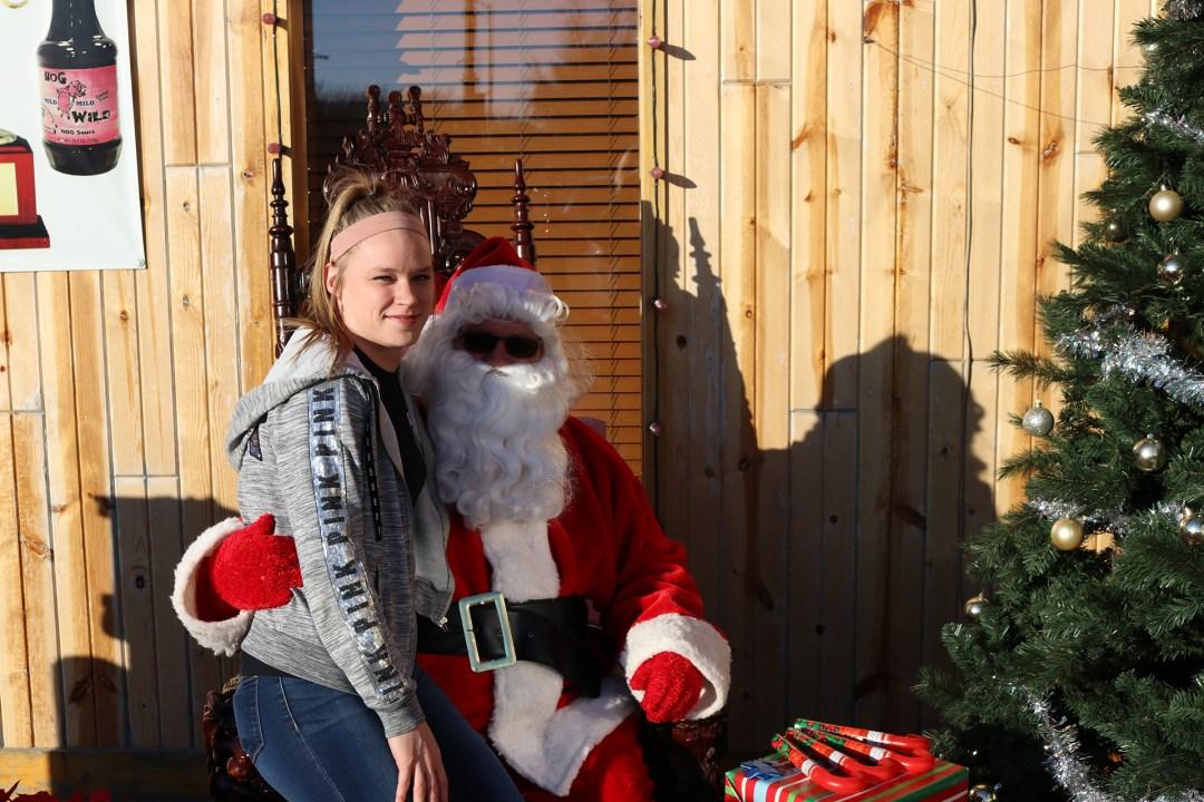 The Original Hog Wild Santa Visit 2019 57