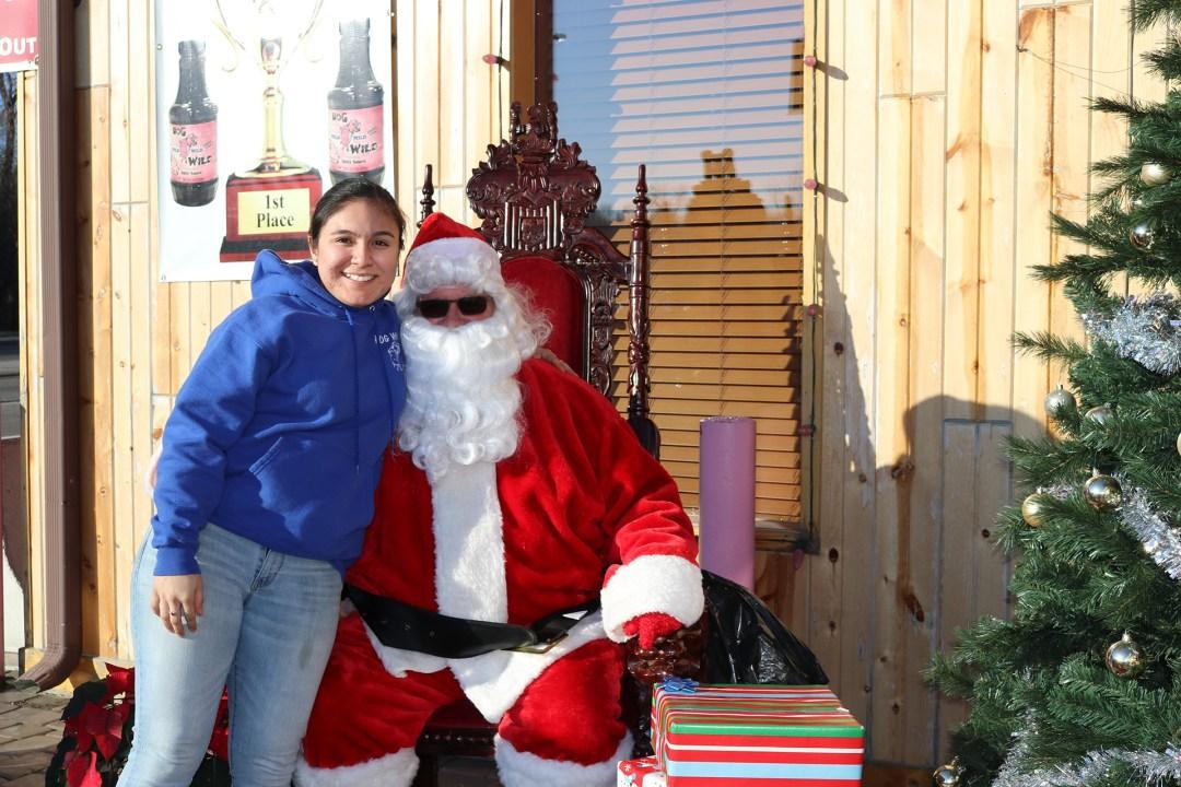 The Original Hog Wild Santa Visit 2019 62