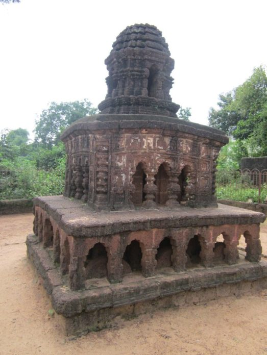 stone chariot bishnupur bankura