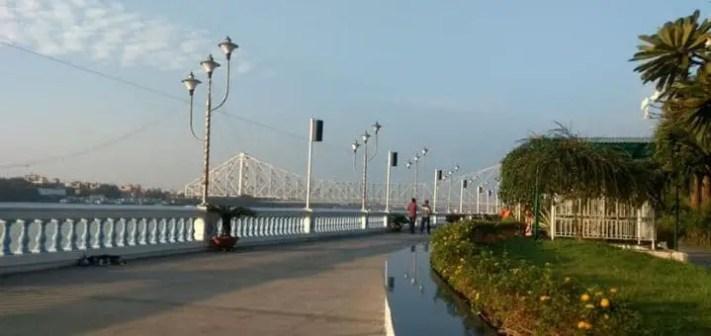 Millennium Park Kolkata West Bengal